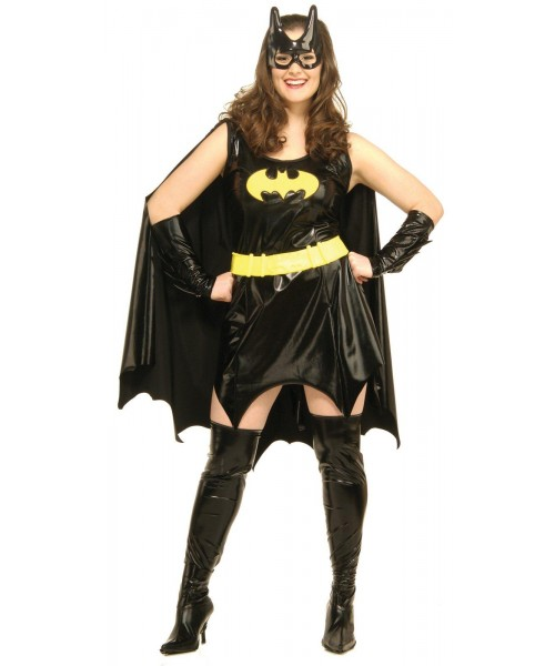 Bat Girl Plus Size Costume