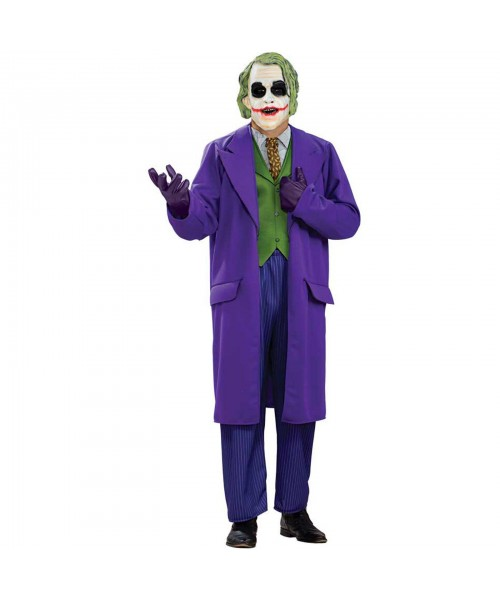 The Joker Dark Knight Plus Size Costume