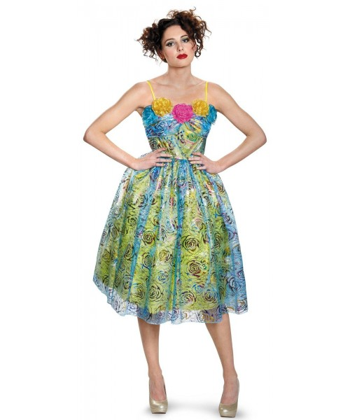 Disney Cinderella Movie Drisella Deluxe Womens Plus Size Costume