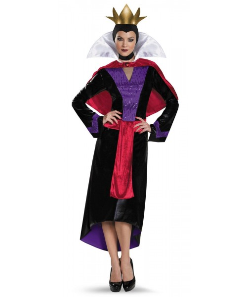 Disney Evil Queen Deluxe Womens Plus Size Costume