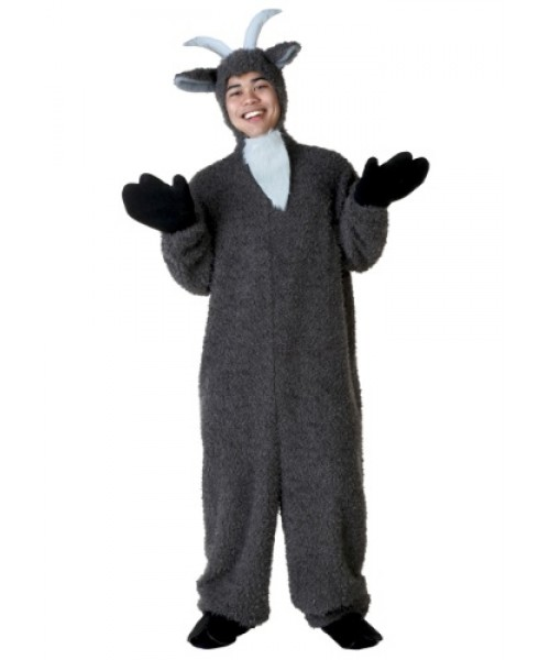 Mens Billy Goat Plus Size Costume