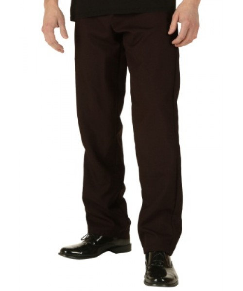 Mens Brown Pants Plus Size Costume