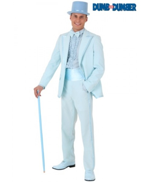 Mens Dumb and Dumber Harry Tuxedo Plus Size Costume