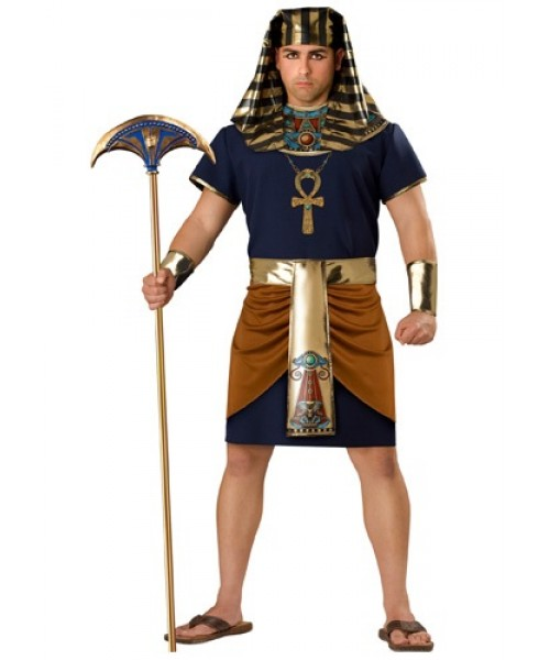Mens Egyptian Pharaoh Plus Size Costume