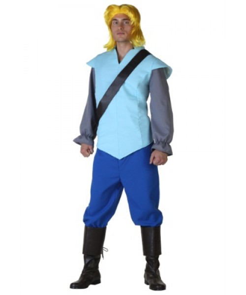 Mens John Smith Plus Size Costume