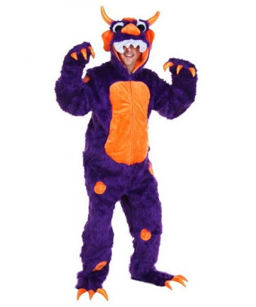 Mens Morris the Monster Plus Size Costume