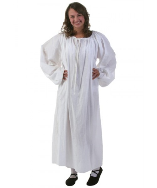 Womens Classic Chemise Plus Size Costume