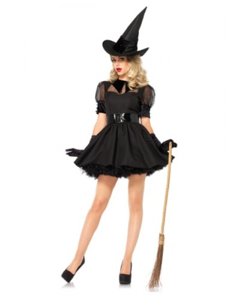 Womens Female Bewitching Beauty Plus Size Costume