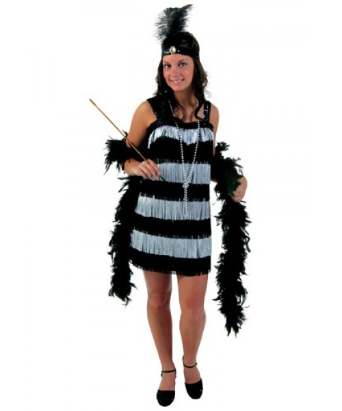 Womens Jazz Time Honey Dress Plus Size Costume