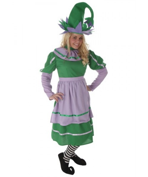 Womens Munchkin Girl Plus Size Costume