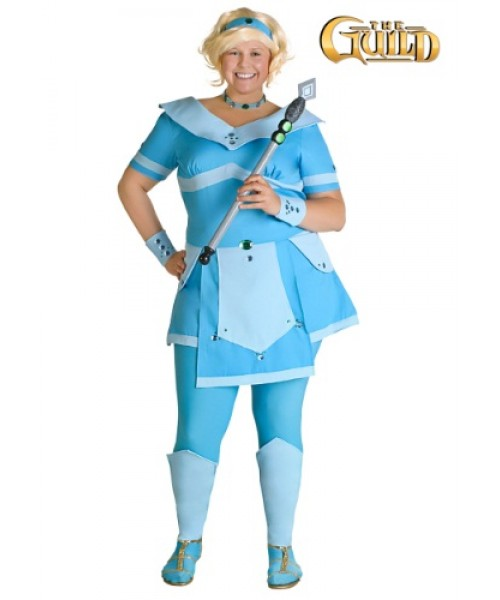 Womens The Guild Clara Plus Size Costume