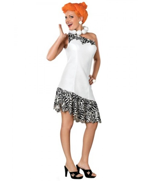 Womens Wilma Flintstone  Plus Size Costume
