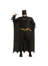 Batman The Dark Knight Rises Muscle Chest Deluxe Mens Plus Size Costume