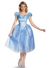 Disney Cinderella Movie Deluxe Womens Plus Size Costume