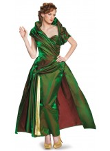 Disney Cinderella Movie Lady Tremaine Prestige Womens Plus Size Costume