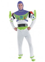 Mens Adult Buzz Lightyear Plus Size Costume
