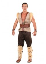 Mens Adult Norse God Thor Plus Size Costume