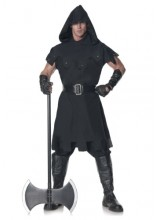 Mens Executioner Plus Size Costume