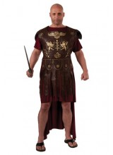 Mens Gladiator Plus Size Costume