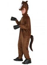 Mens Horse Plus Size Costume
