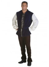 Mens Medieval Tavern Man Plus Size Costume