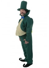 Mens Munchkin Mayor Plus Size Costume