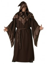 Mens Mystic Sorcerer Plus Size Costume