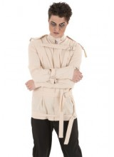 Mens Straight Jacket Plus Size Costume