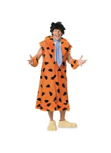The Flintstones Fred Fllintstone Mens Plus Size Costume