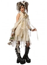 Womens Gothic Mummy Plus Size Costume