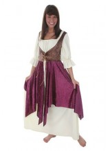 Womens Tavern Lady Plus Size Costume