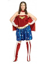 Wonder Woman Womens Plus Size Costume