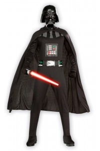 Star Wars Darth Vader Mens Plus Size Costume