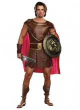 Mens Hercules Plus Size Costume