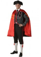 Mens Matador Plus Size Costume