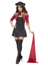 Womens Female Eye Candy Matador  Plus Size Costume
